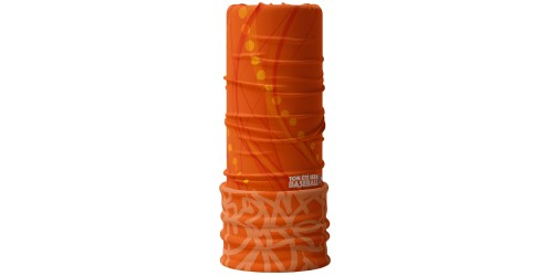 Couvre-visage - Orange