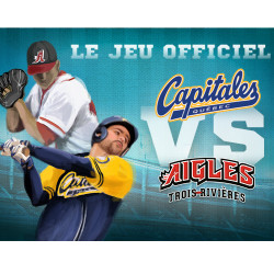 Le Jeu officiel Capitales VS Aigles- version Jr