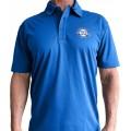 Polo Baseball Québec bleu (logo 50e anniversaire)